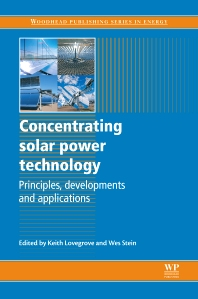 Cover image for Concentrating Solar Power Technology