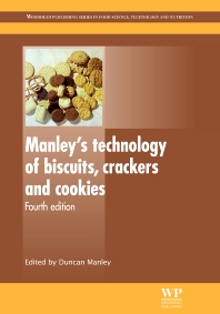Cover image for Manley's Technology of Biscuits, Crackers and Cookies