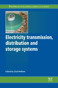 Cover image for Electricity Transmission, Distribution and Storage Systems