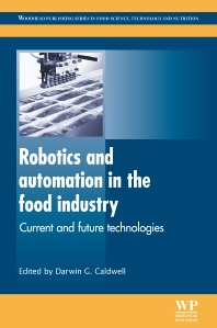 Cover image for Robotics and Automation in the Food Industry
