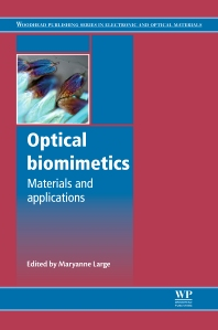 Optical Biomimetics - 1st Edition - ISBN: 9781845698027, 9780857097651