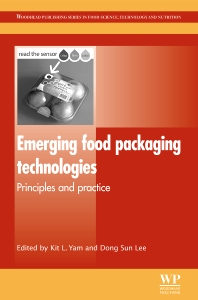 Cover image for Emerging Food Packaging Technologies