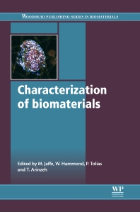 Cover image for Characterization of Biomaterials