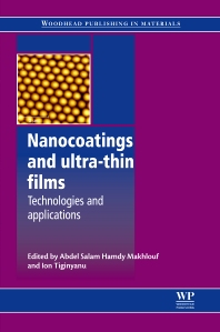 Cover image for Nanocoatings and Ultra-Thin Films