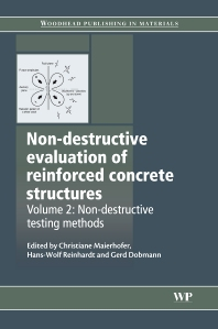 Cover image for Non-Destructive Evaluation of Reinforced Concrete Structures