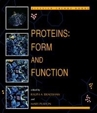 Cover image for Proteins: Form and Function