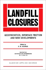 Cover image for Landfill Closures