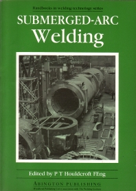 Cover image for Submerged-Arc Welding