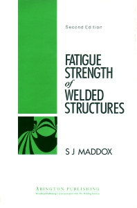 Cover image for Fatigue Strength of Welded Structures