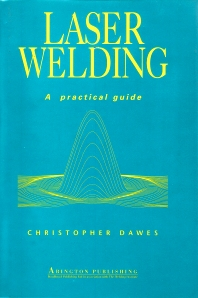 Laser Welding - 1st Edition - ISBN: 9781855730342, 9781845698843