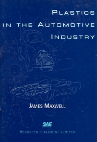Plastics in the Automotive Industry - 1st Edition - ISBN: 9781855730397, 9781845698645
