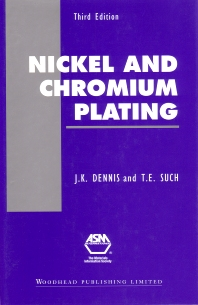 Cover image for Nickel and Chromium Plating