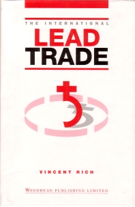 The International Lead Trade - 1st Edition - ISBN: 9781855731035, 9780857099945