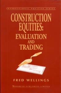 Construction Equities - 1st Edition - ISBN: 9781855731097, 9781845698997