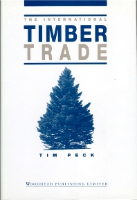 Cover image for The International Timber Trade