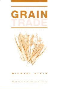 Cover image for The International Grain Trade