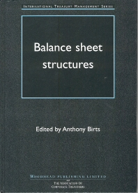 Cover image for Balance Sheet Structures