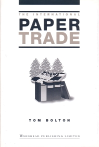 The International Paper Trade - 1st Edition - ISBN: 9781855732520, 9781845692834