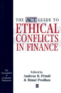 Cover image for The ACT Guide to Ethical Conflicts in Finance