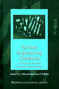 Cover image for Surface Engineering Casebook