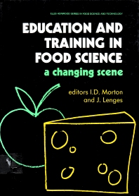 Cover image for Education and Training in Food Science