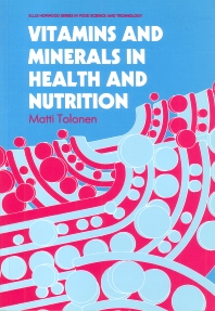Cover image for Vitamins and Minerals in Health and Nutrition