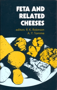 Cover image for Feta and Related Cheeses