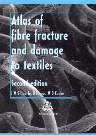 Cover image for Atlas of Fibre Fracture and Damage to Textiles