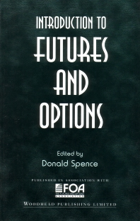 Cover image for Introduction to Futures and Options