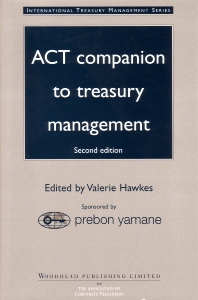 Cover image for Act Companion to Treasury Management