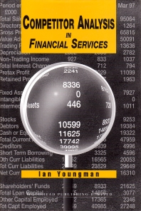 Competitor Analysis in Financial Services - 1st Edition - ISBN: 9781855733312, 9781782420057