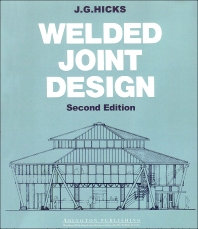 Welded Joint Design - 2nd Edition - ISBN: 9781855733374