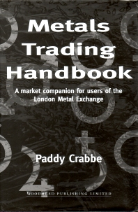 Cover image for Metals Trading Handbook
