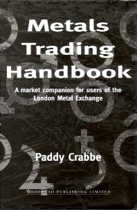 Metals Trading Handbook - 1st Edition - ISBN: 9781855733473