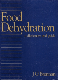 Cover image for Food Dehydration