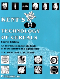 Cover image for Kent's Technology of Cereals