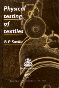 Cover image for Physical Testing of Textiles