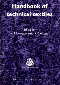 Cover image for Handbook of Technical Textiles