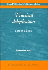 Cover image for Practical Dehydration