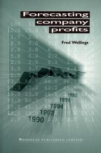 Cover image for Forecasting Company Profits