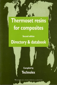 Thermoset Resins for Composites - 2nd Edition - ISBN: 9781855734067, 9781855736993