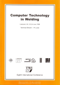 Cover image for Computer Technology in Welding