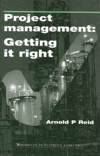 Cover image for Project Management: Getting It Right