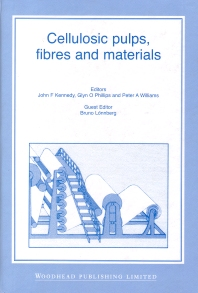 Cover image for Cellulosic Pulps, Fibres and Materials