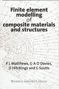 Cover image for Finite Element Modelling of Composite Materials and Structures