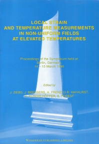 Cover image for Local Strain and Temperature Measurement