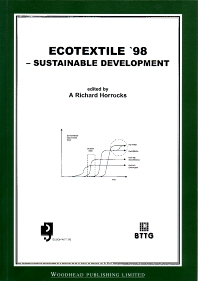 Cover image for Ecotextile '98