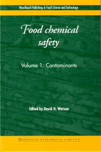 Food Chemical Safety - 1st Edition - ISBN: 9781855734623, 9781855736320