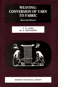 Cover image for Weaving