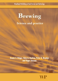Cover image for Brewing